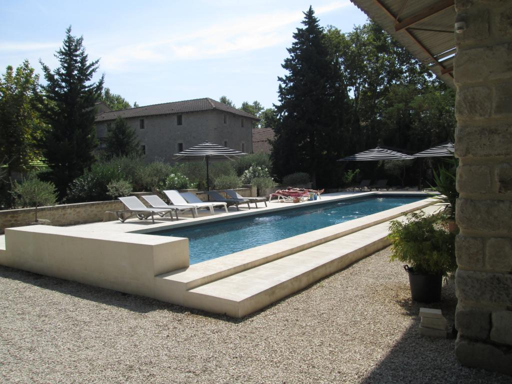 Le Mas Vieux, Graveson, France - Toproomscom pour Lit De Jardin Double