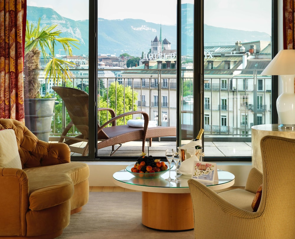 Le Richemond Hotel, Geneve ( ̶4̶3̶1̶ ) Price, Address & Reviews pour Salon De Jardin Beau Rivage