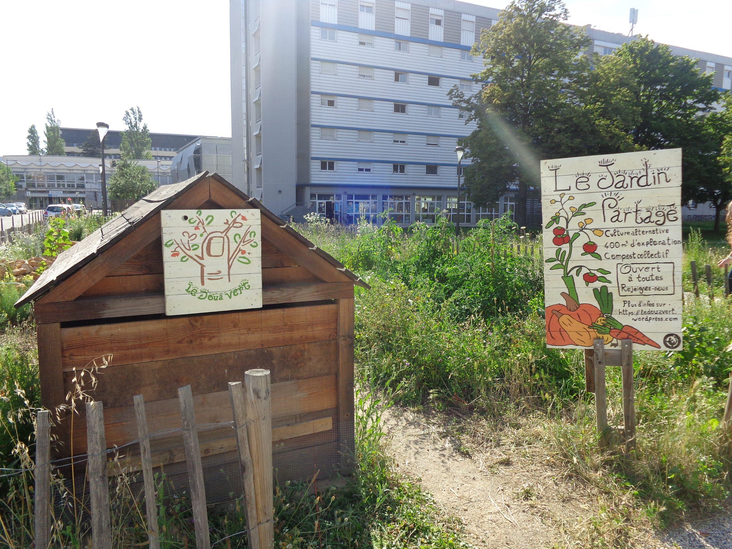 Ledouavert | Le Doua Vert destiné Composteur De Jardin