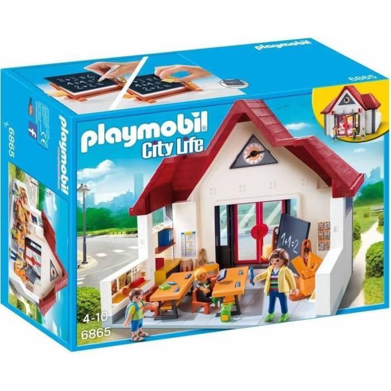 Lego, Playmobil Et Jouets : Gros Rabais Pour Le Black Friday à Playmobil Jardin D Enfant