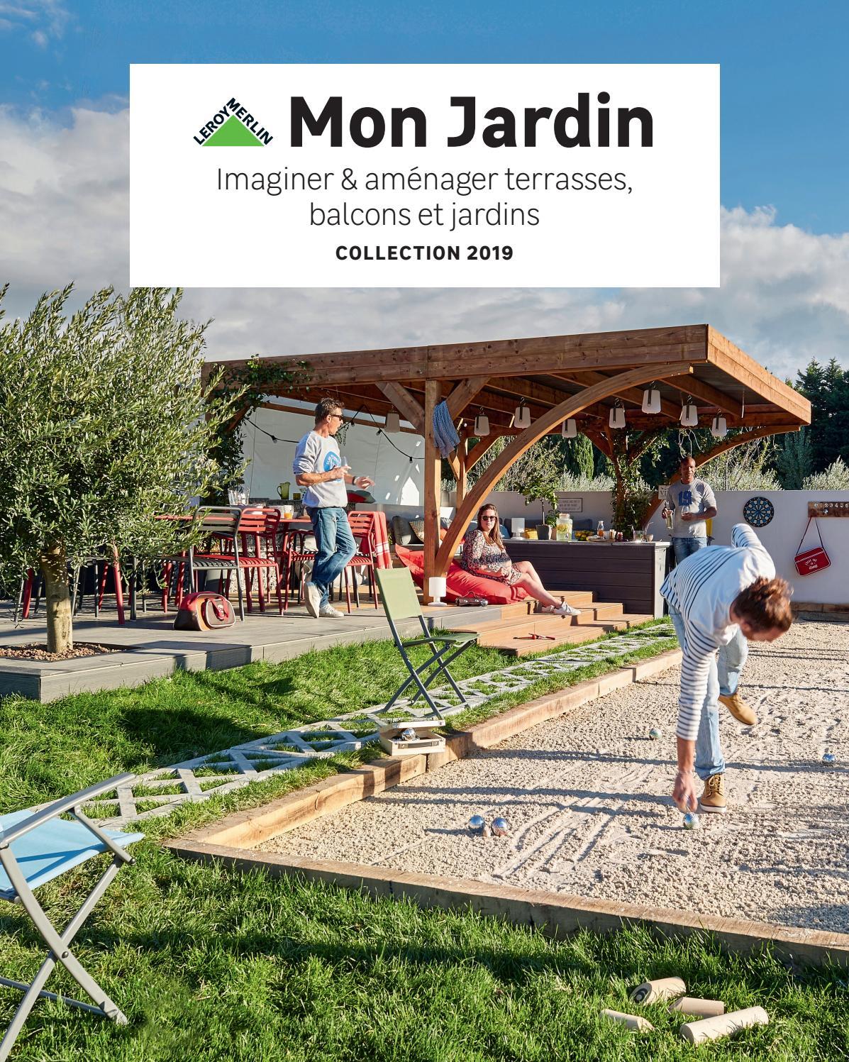 Leroy Merlin Reunion) Guide Jardin 2019 By ... tout Cabane De Jardin Leroy Merlin
