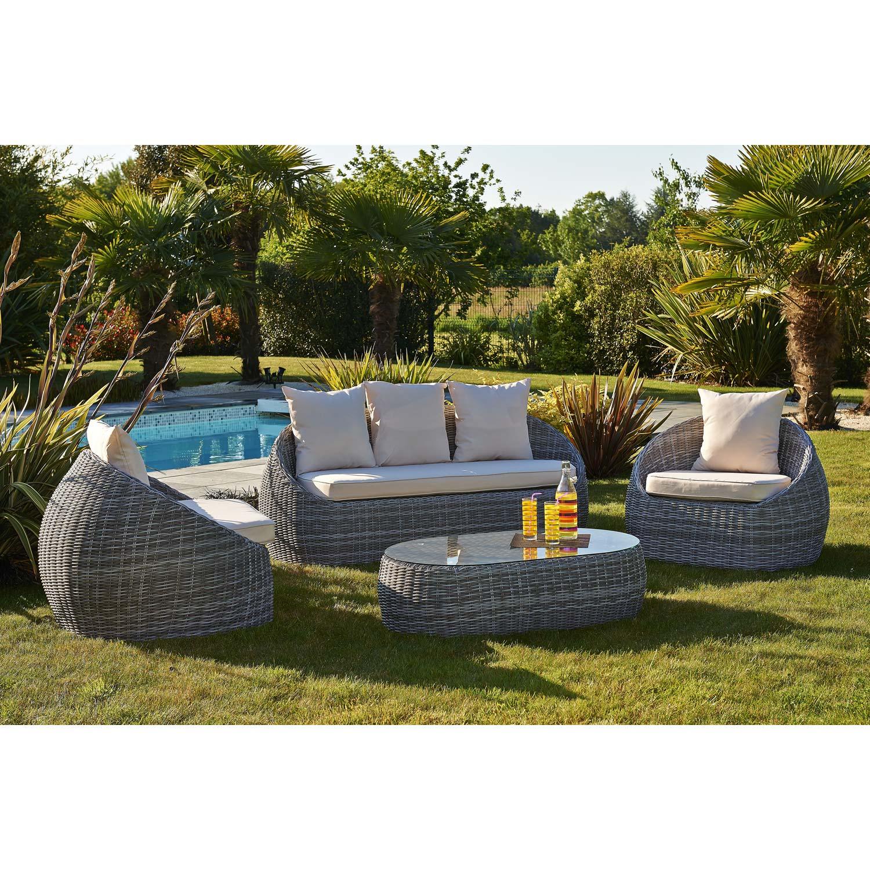 Leroy Merlin Salon De Jardin Conception - Idees Conception ... tout Salon De Jardin En Resine Leroy Merlin
