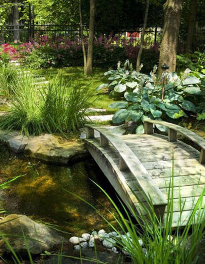 Les 5 Secrets D'un Jardin Japonais - Elle Décoration ... tout Bassin De Jardin Jardiland
