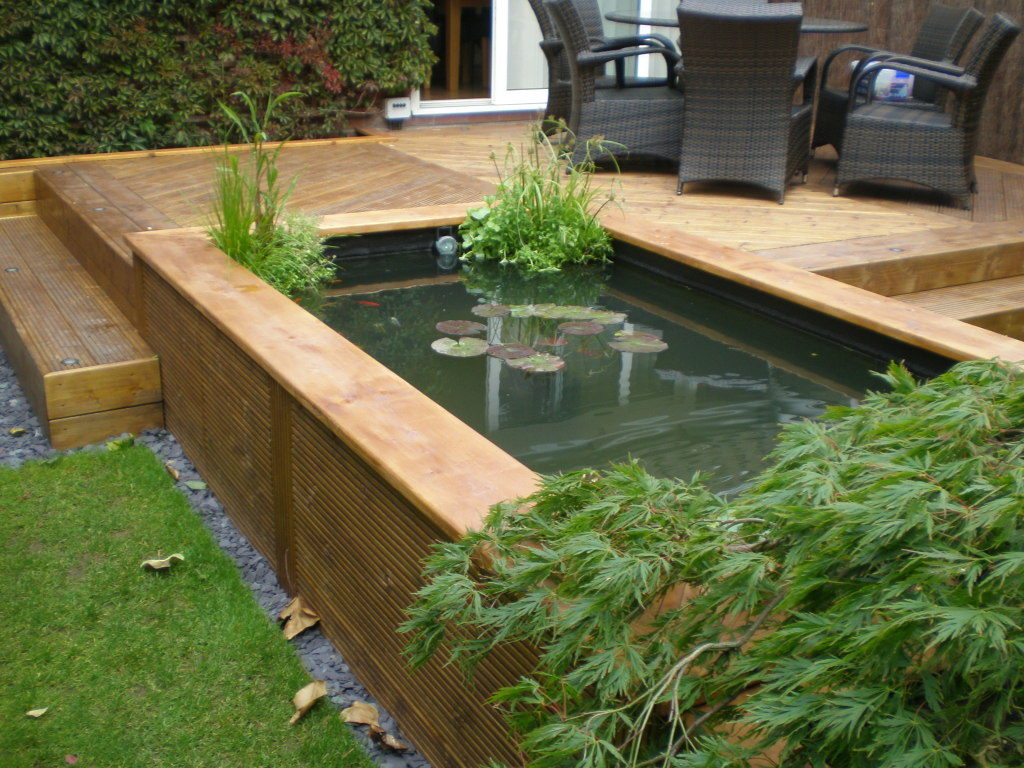 Les Avantages D'un Bassin Hors Sol pour Bassin De Jardin Pour Poisson