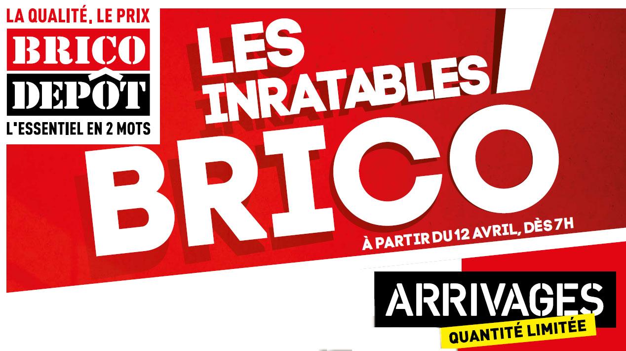 Les Catalogues Brico Dépot 2020 ⋆ Catalogues Brico Dépôt dedans Abris De Jardin Brico Depot