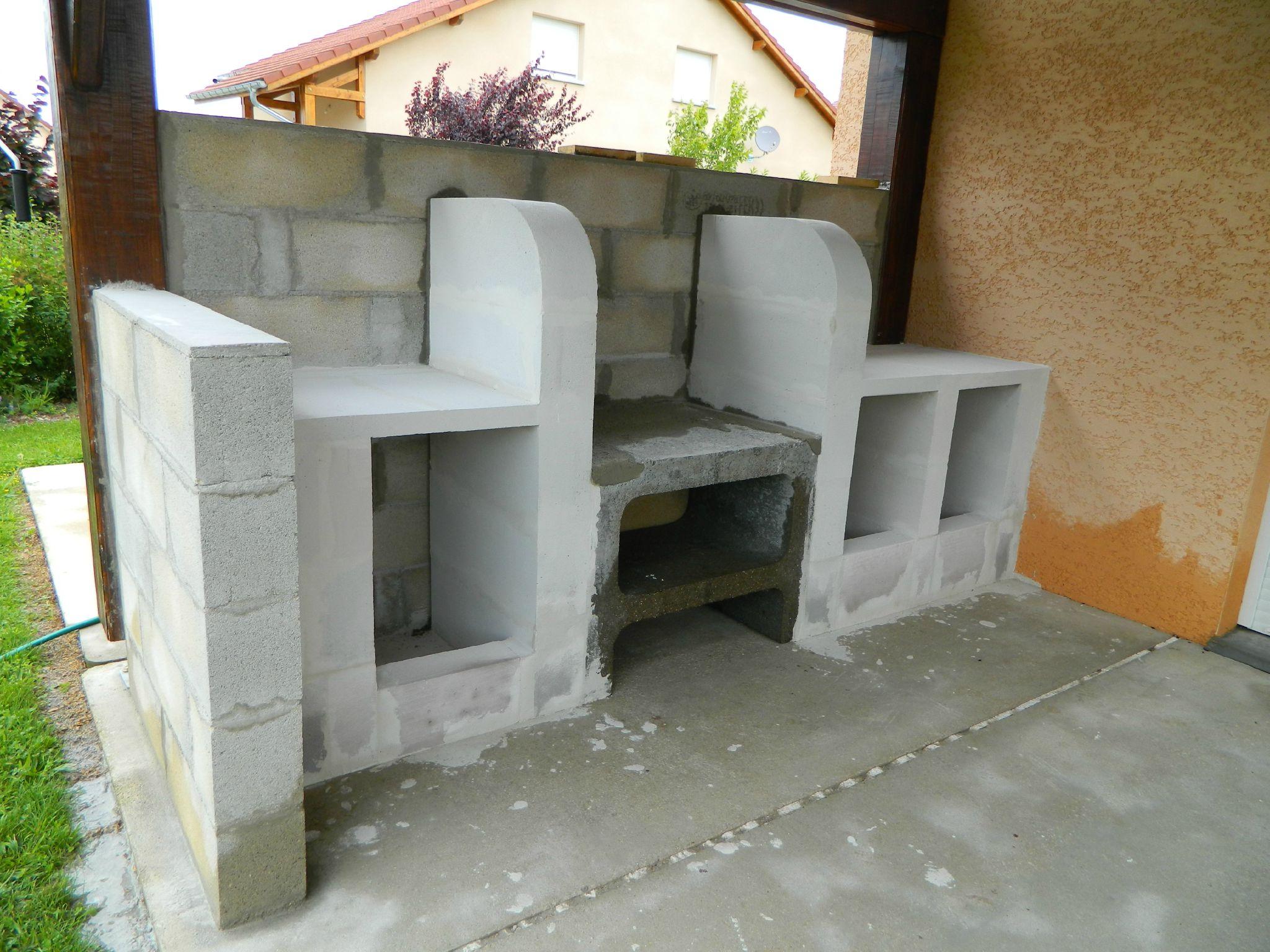 Les Compartiments En Siporex - El Matos Constructions Et ... destiné Abri De Jardin En Beton Cellulaire