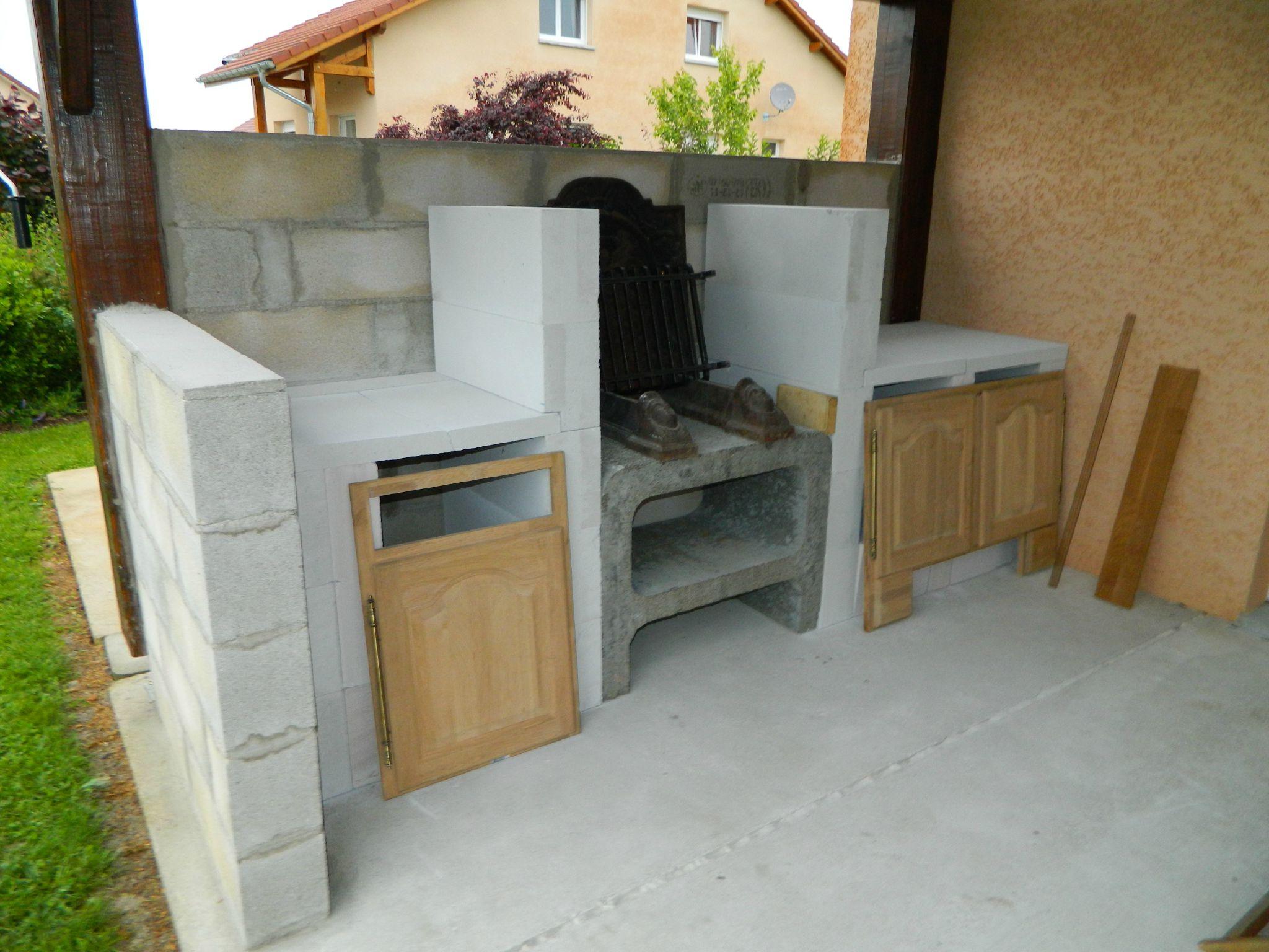 Les Compartiments En Siporex - El Matos Constructions Et ... pour Abri De Jardin En Beton Cellulaire
