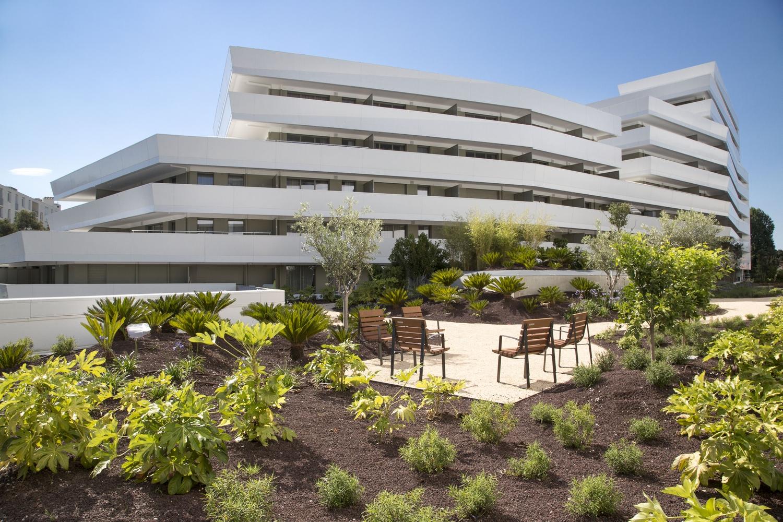 Les Jardins D'arcadie D'anglet - Résidence Esplanade Montaury concernant Tarif Les Jardins D Arcadie