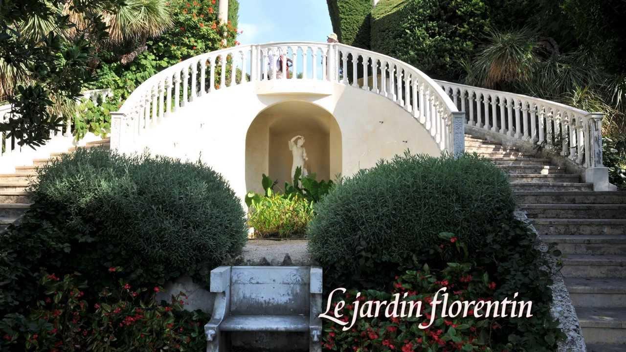 Les Jardins De La Villa Ephrussi Hd Riviera France destiné Les Jardins Des Villas