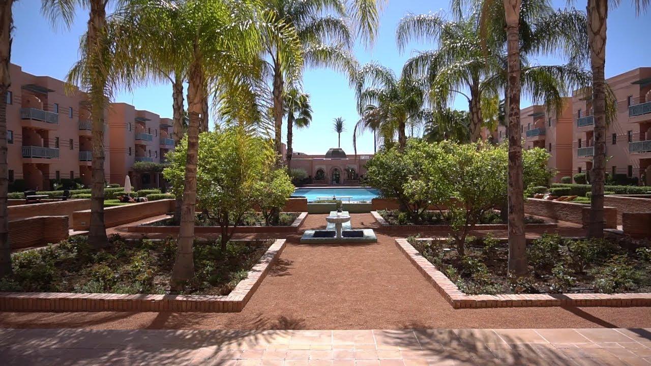Les Jardins De L'agdal 5* destiné Les Jardins De L Agdal Hotel & Spa
