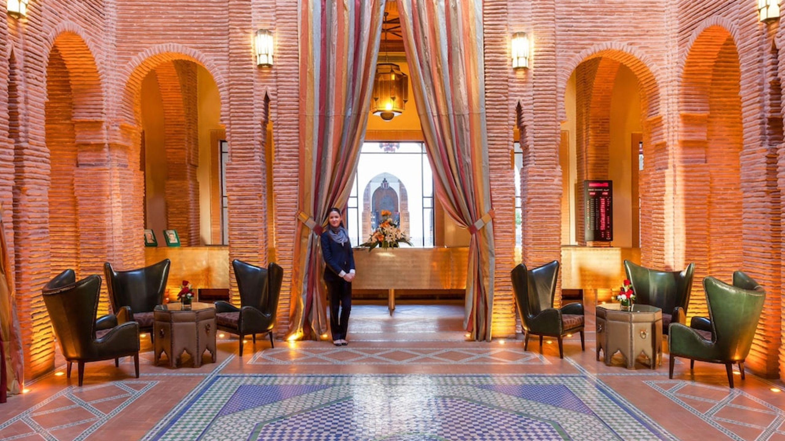 Les Jardins De Lagdal Hotel & Spa   Etstur intérieur Les Jardins De L Agdal Hotel & Spa