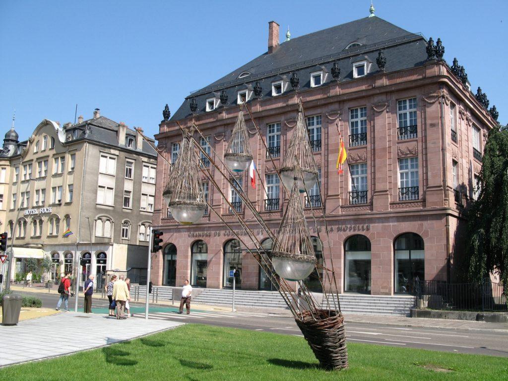Les Jardins Du Golf – Hébergements À Metz, De Quelques Jours ... concernant Les Jardins Du Golf Metz