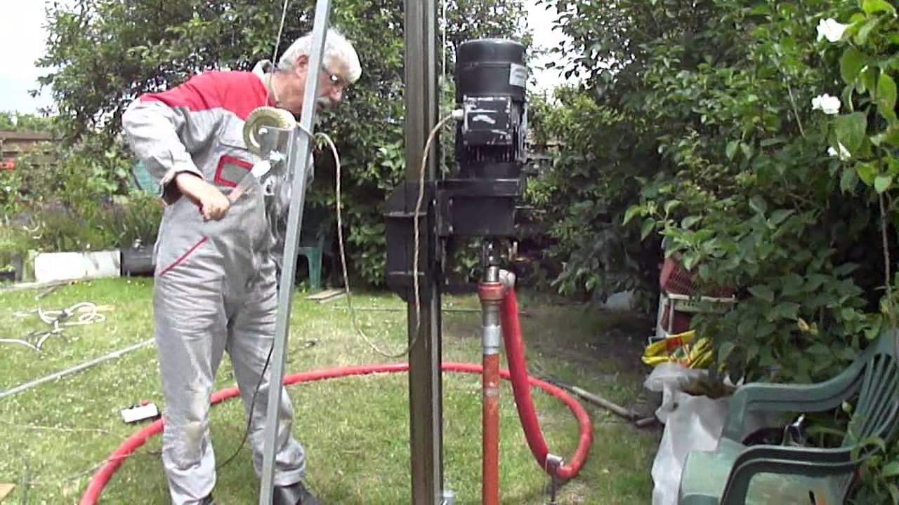 Les Règles À Suivre Pour Installer Une Pompe Forage concernant Forage Jardin