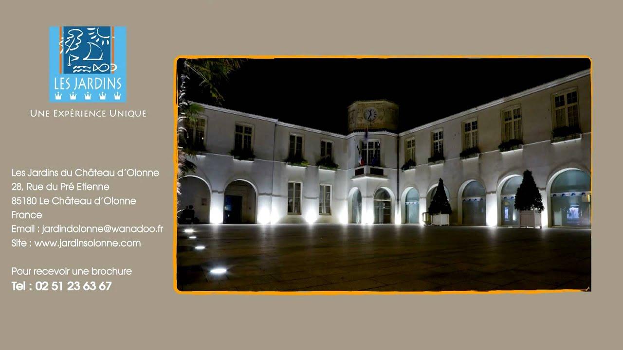 Les Résidences Les Jardins Du Château D'olonne - Vendée - France - concernant Les Jardins Du Chateau D Olonnes