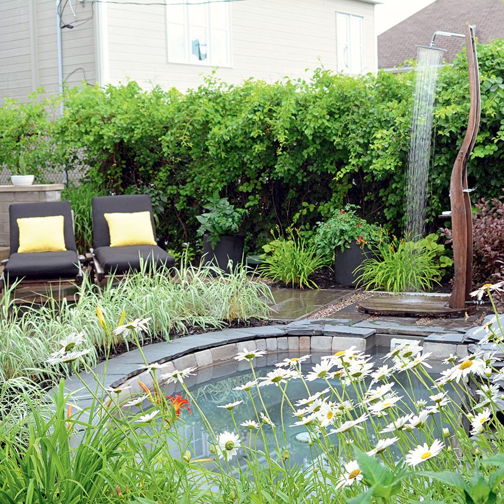 Les Tendances De L'heure En Aménagement Paysager - Je Jardine à Amenagement Jardin Avec Graminees