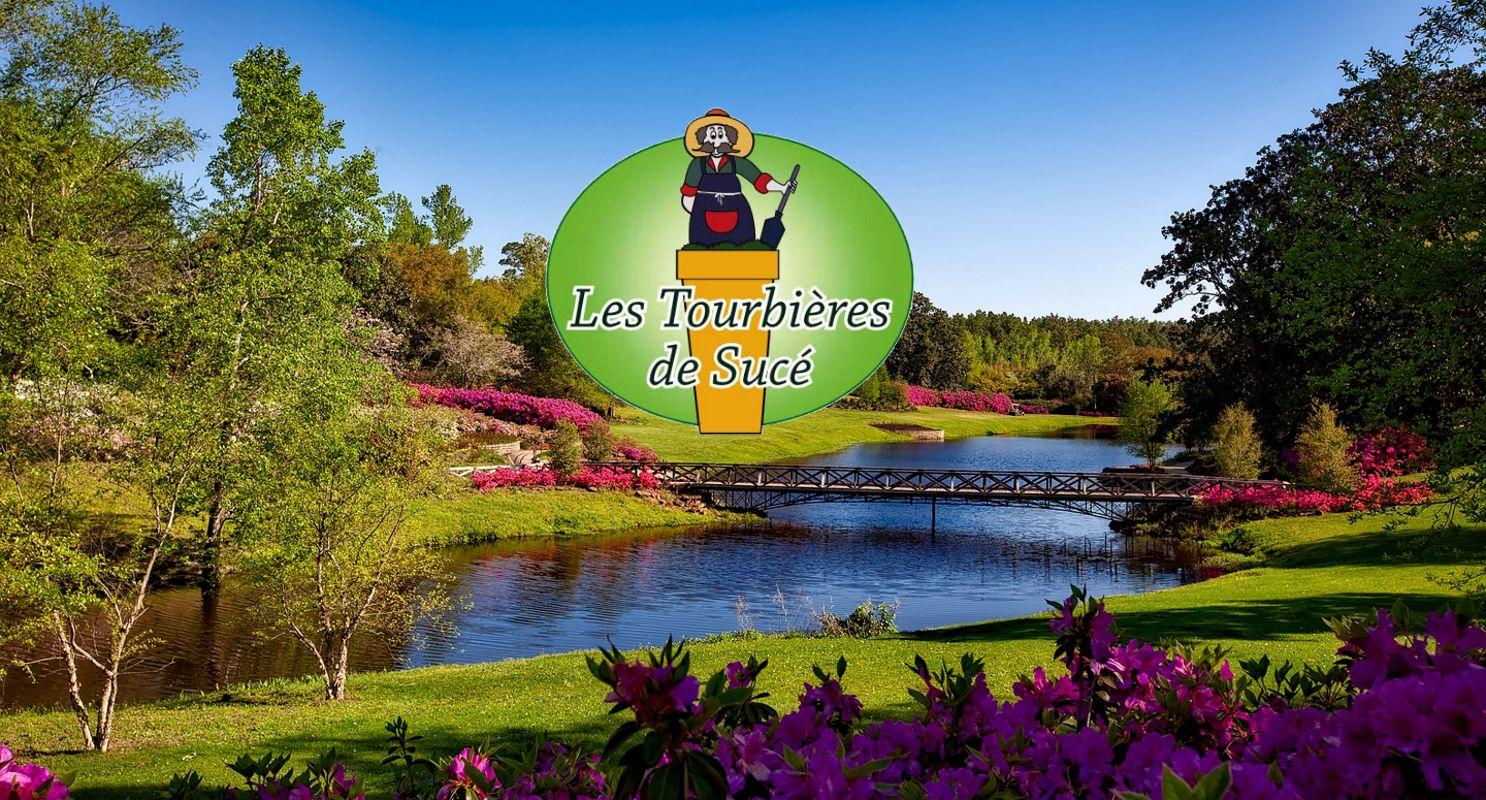 Les Tourbières De Sucé, Vente De Terre Végétale encequiconcerne Ecorces Jardin