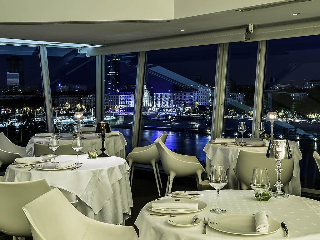 Les Trois Domes Lyon - Restaurants By Accor avec Restaurant Avec Jardin Ile De France