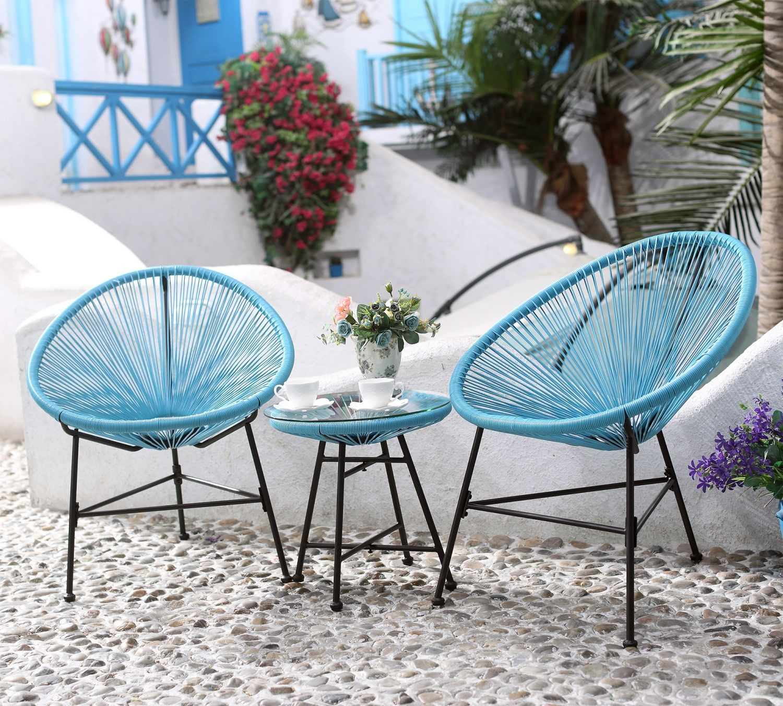 L'histoire Du Fauteuil Acapulco - Concept Usine pour Fauteuil Oeuf Jardin