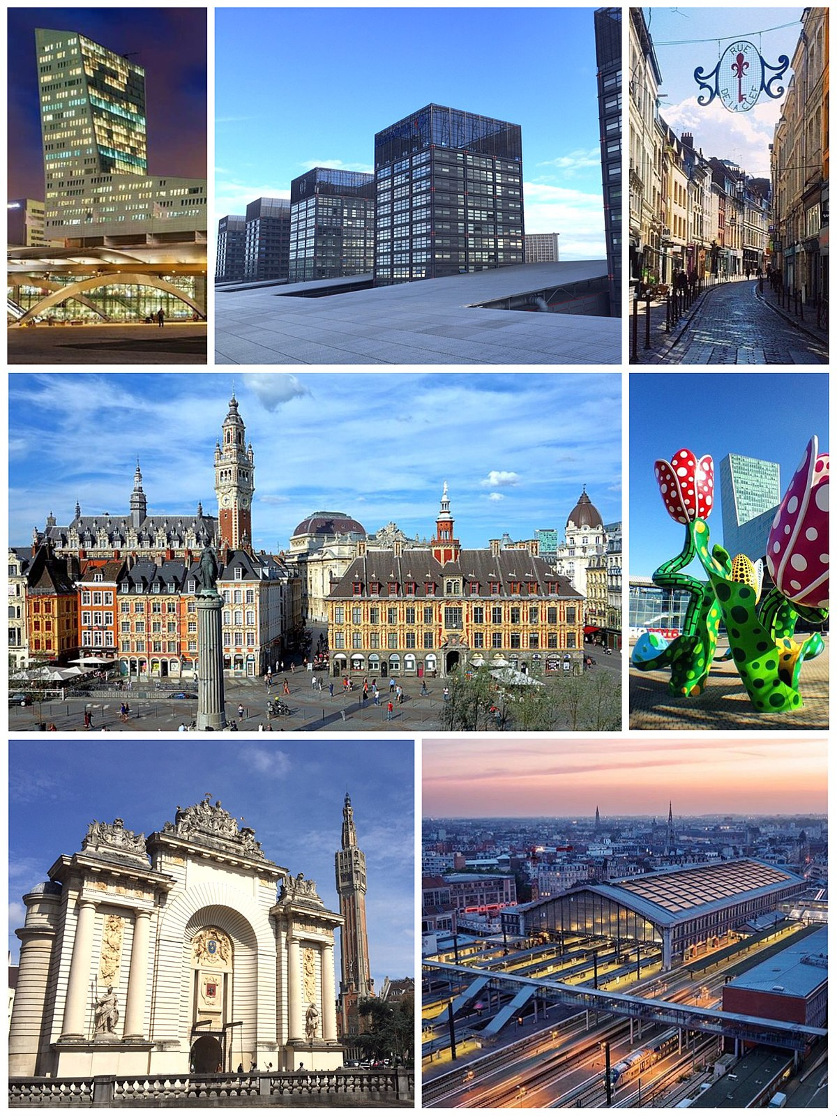 Lille - Wikipedia dedans Location Maison Avec Jardin 34