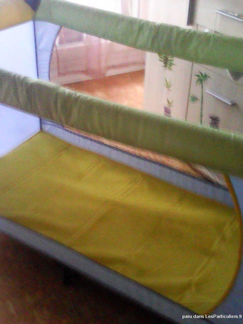 Lit Parapluei Bb à Maison Bebe Jardin
