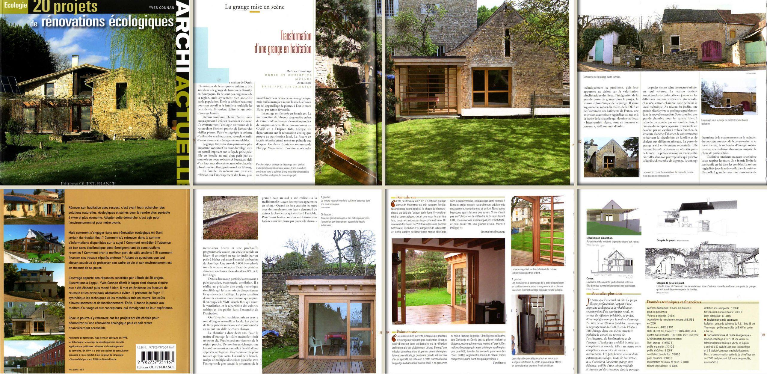 Livre-Yves Conan A3_02   Lipo ——-> Architecture, Jardin ... destiné Cloison Jardin