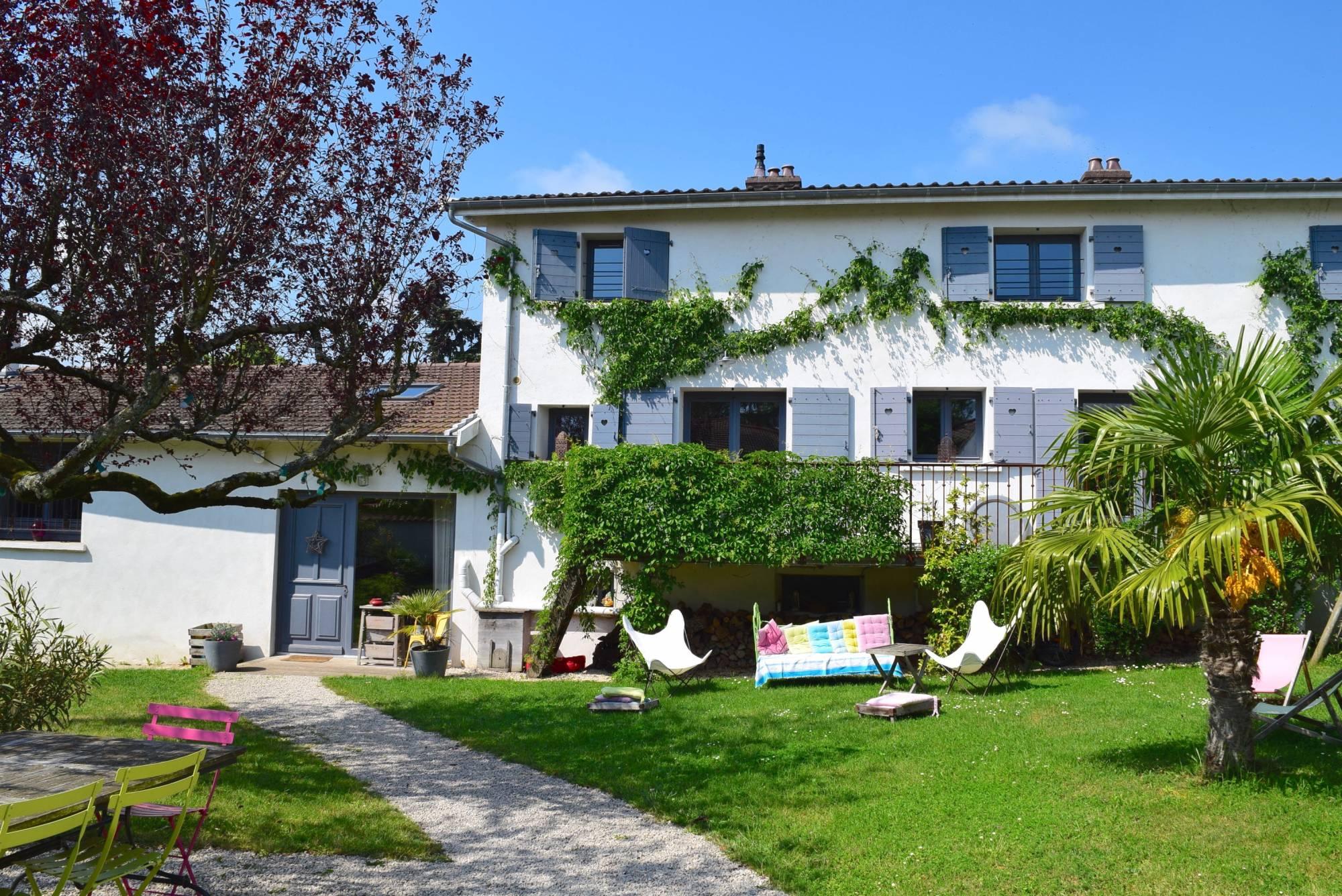 Location Appartement En Rez De Jardin Dommartin 69380 ... tout Location Rez De Jardin Lyon
