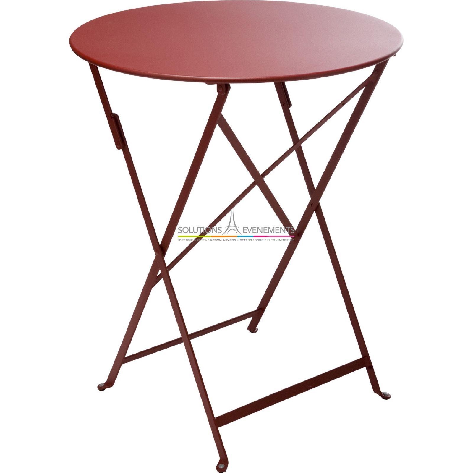 Location De Table De Jardin Fermob De Couleur intérieur Table De Jardin Pliante Castorama