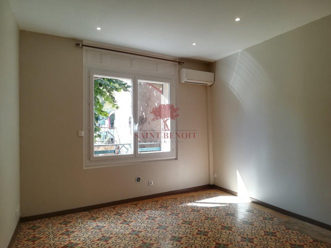 Location Location Aniane Appartement 2 Pièces Avec Jardin ... à Les Jardins De St Benoit