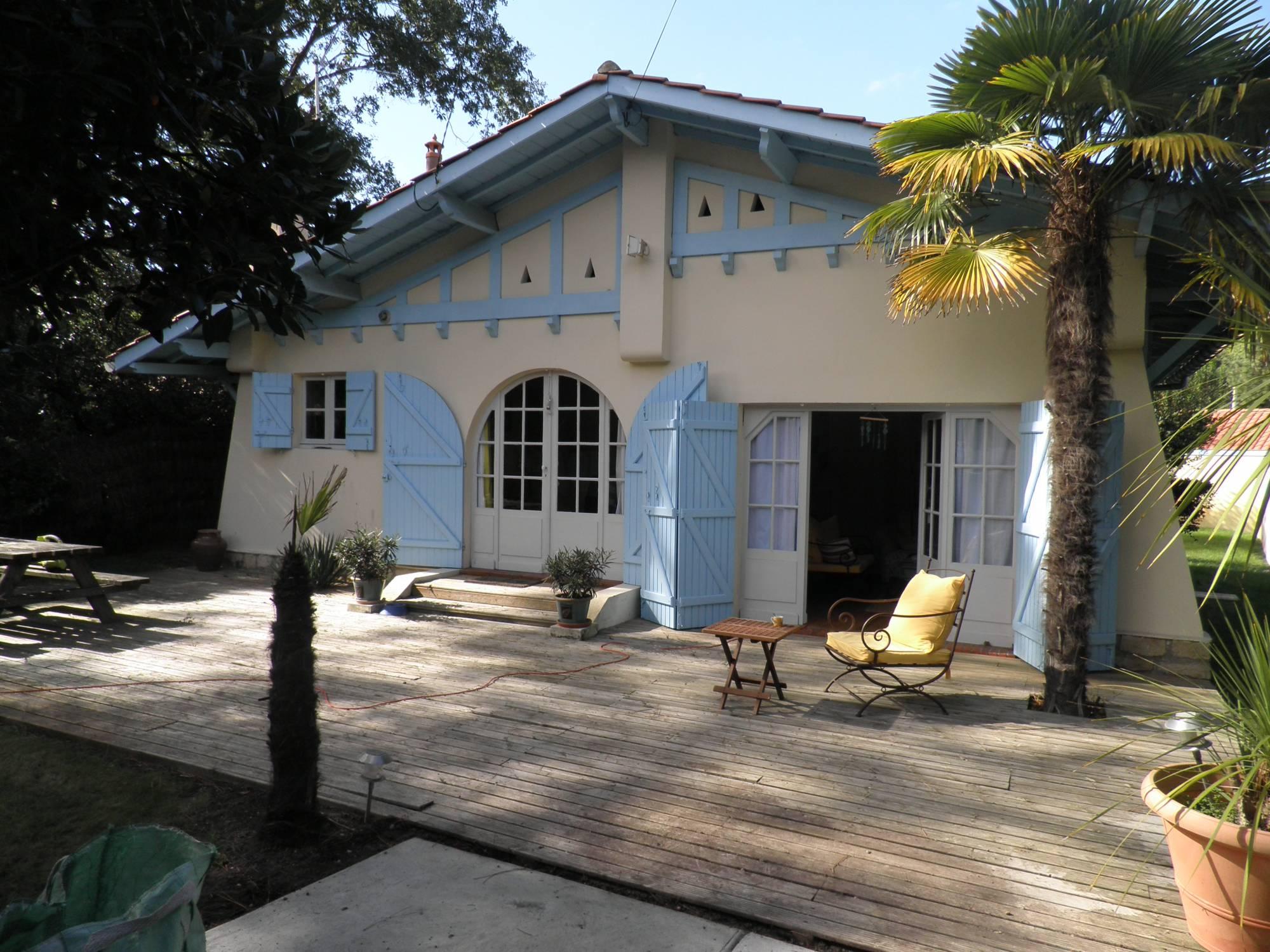 Location Maison De Vacances 3 Chambres Avec Jardin Et Belle ... avec Maison Avec Jardin A Louer