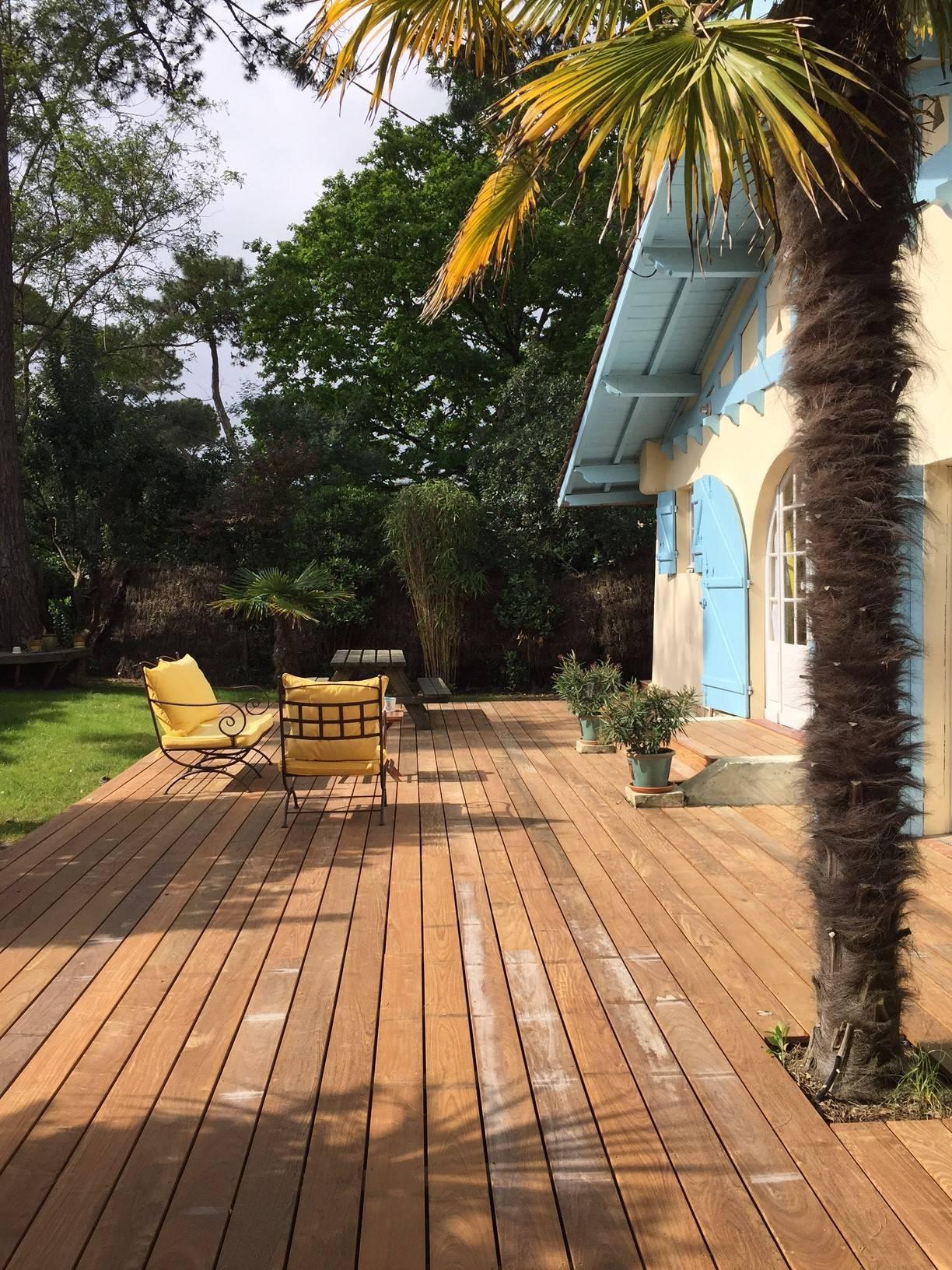 Location Maison De Vacances 3 Chambres Avec Jardin Et Belle ... intérieur Maison Avec Jardin A Louer