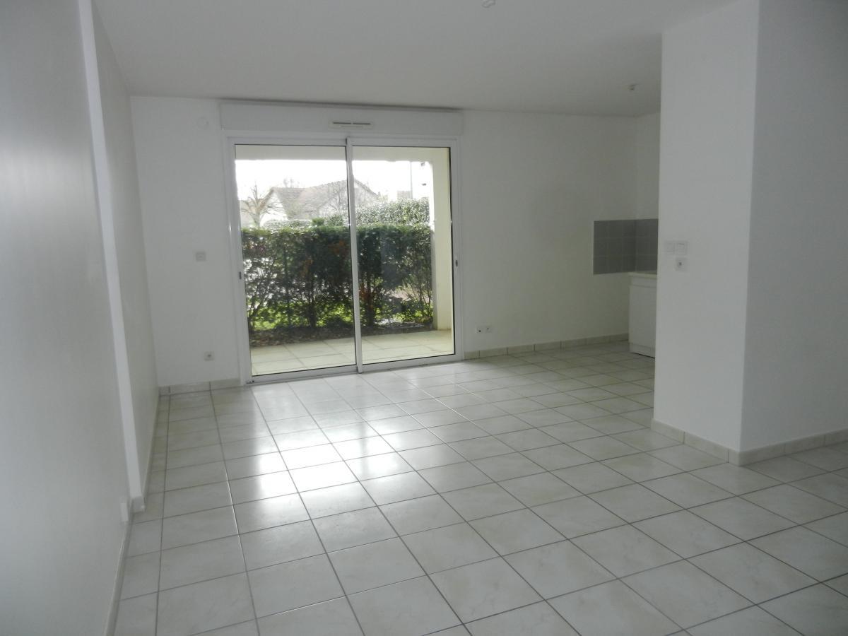 Location T2 Rez De Jardin Chalon - Cabinet Patrice Ryaux - 4584 dedans Appartement Rez De Jardin Dijon