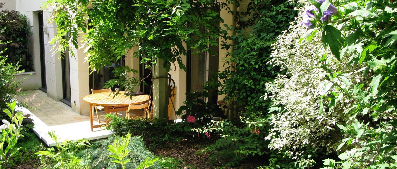 Locations De Vacances Avec Terrasse Ou Jardin En France Et ... serapportantà Location Maison Avec Jardin Ile De France