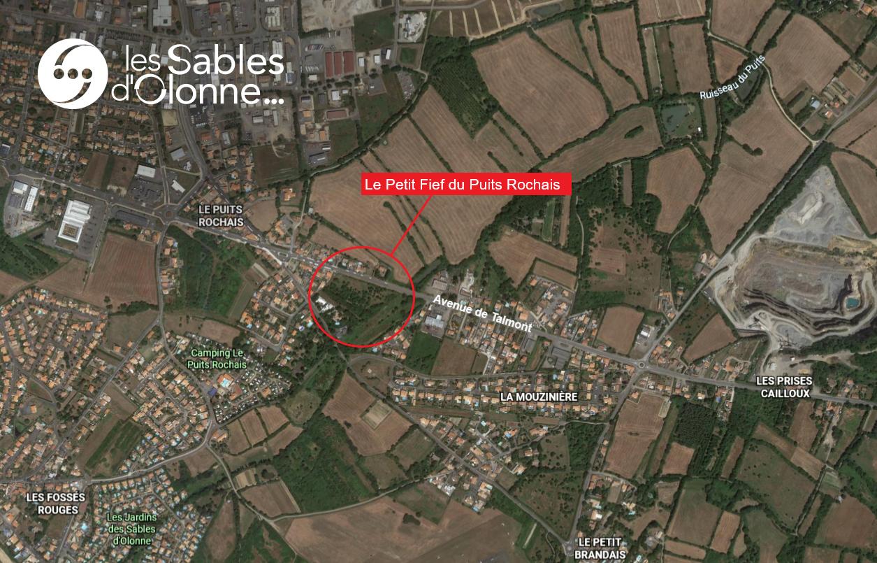Logement : 26 Terrains En Vente Au Château D'olonne encequiconcerne Les Jardins Du Chateau D Olonnes