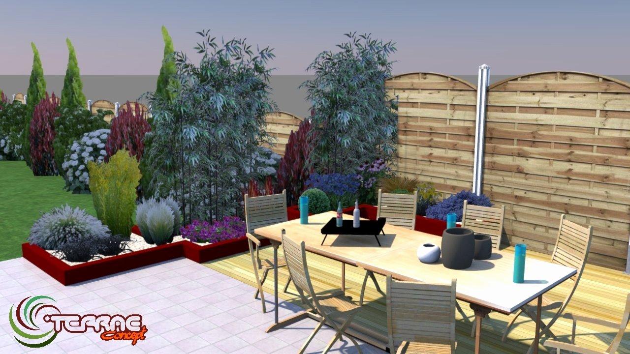 Logiciel Aménagement Jardin Des Idées - Idees Conception Jardin destiné Créer Son Jardin En 3D Gratuit