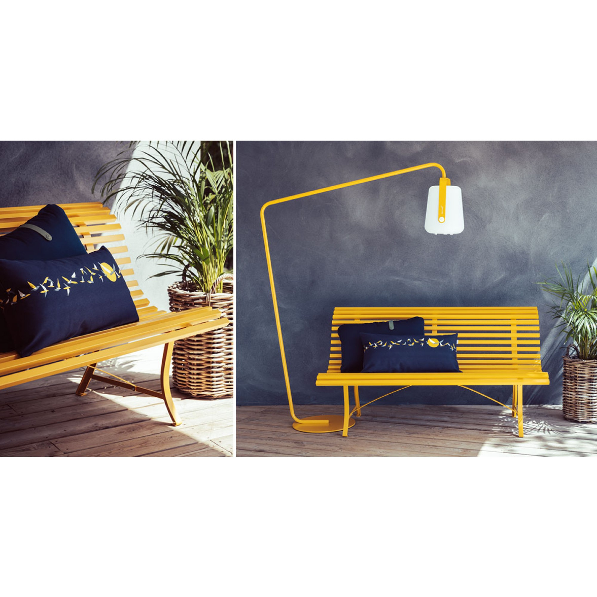 Louisiane | Benches | Accessories | Fermob - Masonionline dedans Banc De Jardin Louisiane