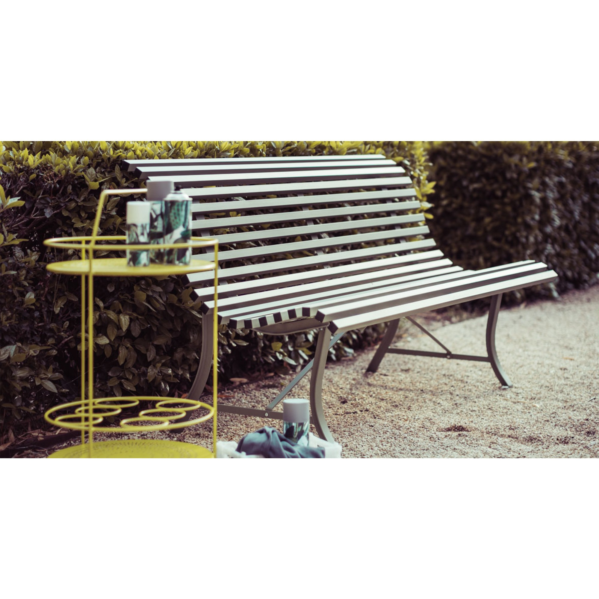 Louisiane | Benches | Accessories | Fermob - Masonionline serapportantà Banc De Jardin Louisiane