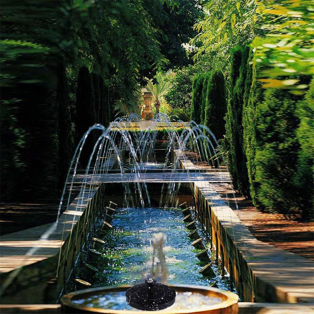 Low Price Fontaine Solaire Fontaine À Eau Solaire Jardin ... destiné Fontaine Solaire Exterieur Jardin