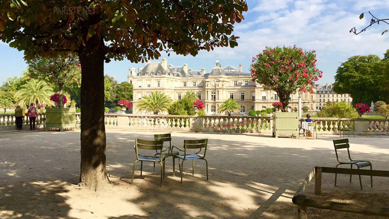 Lüksemburg Bahçesi - Jardin Du Luxembourg - Pariste dedans Petite Fontaine De Jardin
