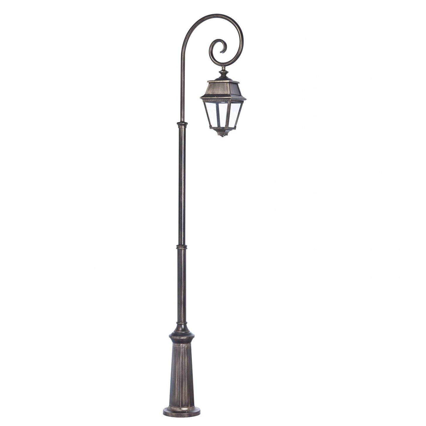 Luminaire De Jardin/lampadaire Extérieur/lanterne De Jardin ... concernant Lampadaire De Jardin Sur Pied