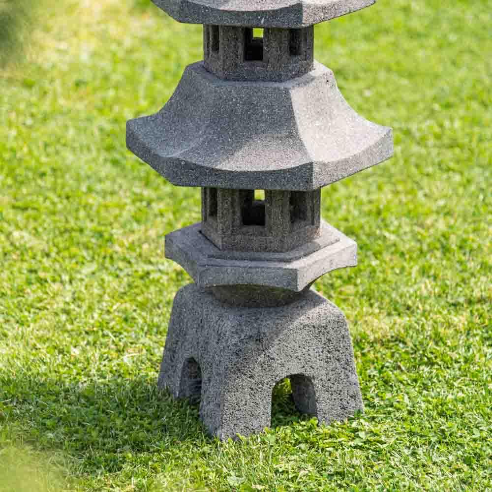 Luminaires Intérieur Wanda Collection Lanterne Japonaise ... dedans Lanterne Pierre Jardin Japonais
