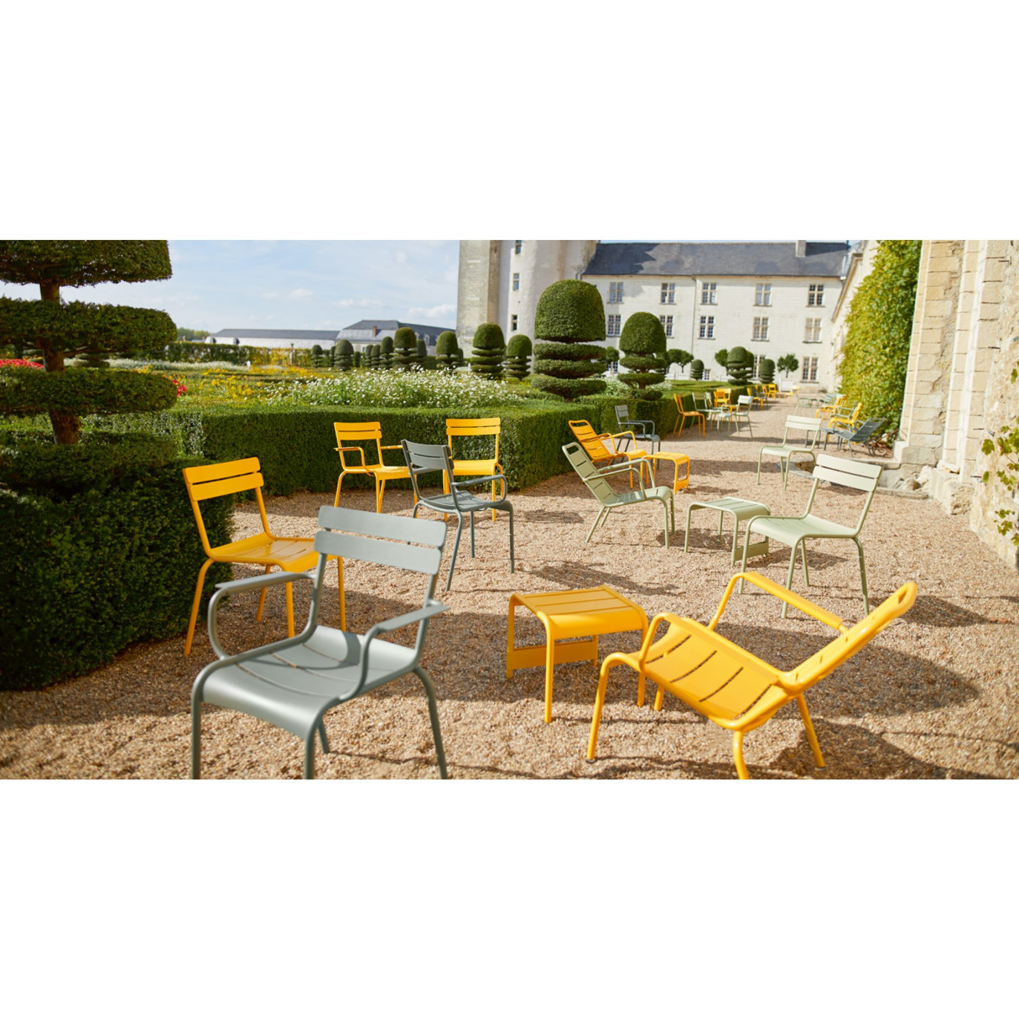 Luxembourg Chair | Chairs | Seats | Fermob - Masonionline pour Fermob Jardin Du Luxembourg