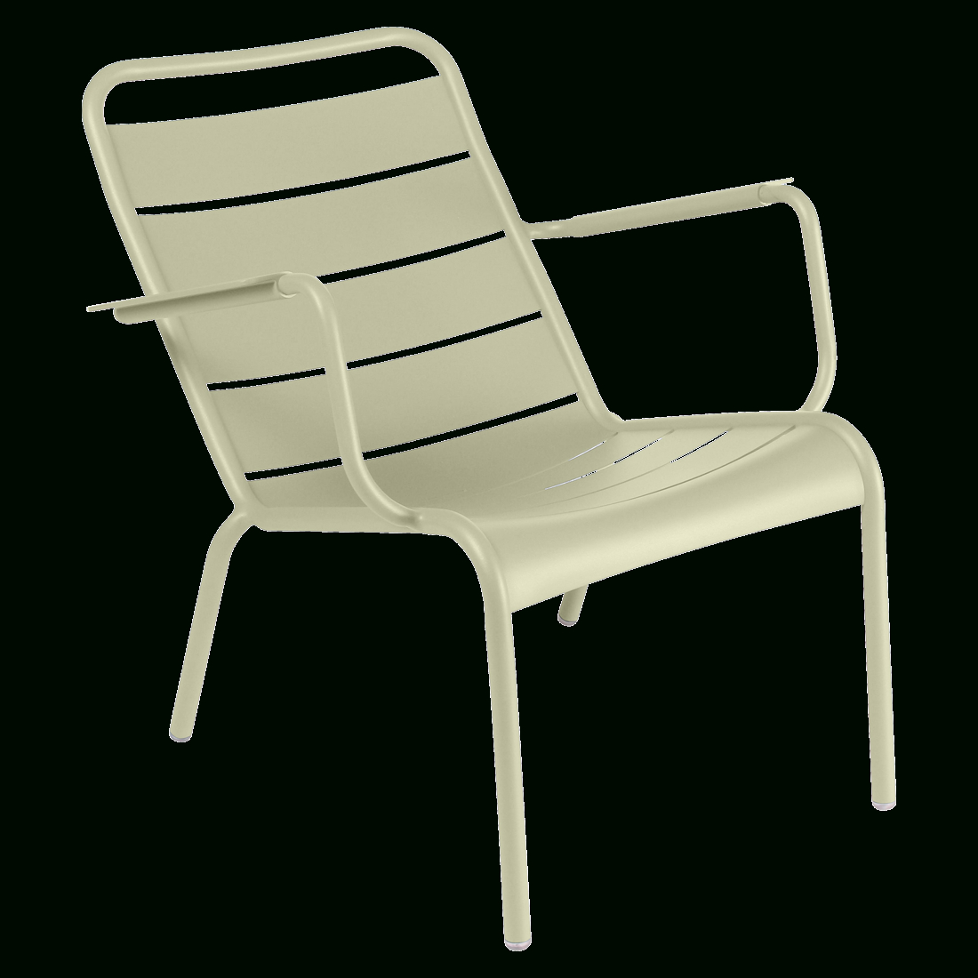 Luxembourg Low Armchair For Outdoor Living Space intérieur Fermob Jardin Du Luxembourg
