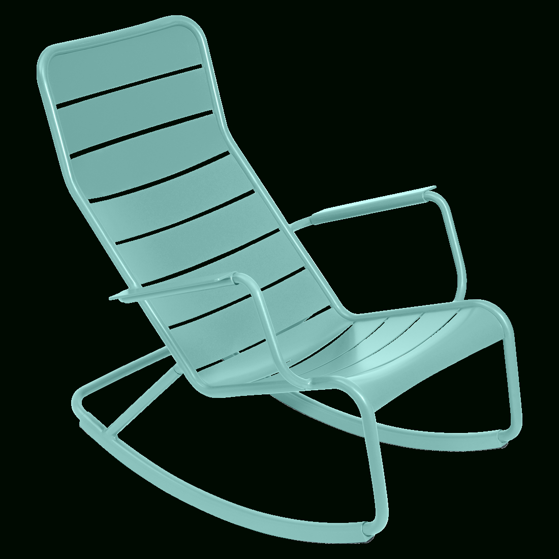Luxembourg Rocking Chair For Outdoor Living Space avec Rocking Chair De Jardin
