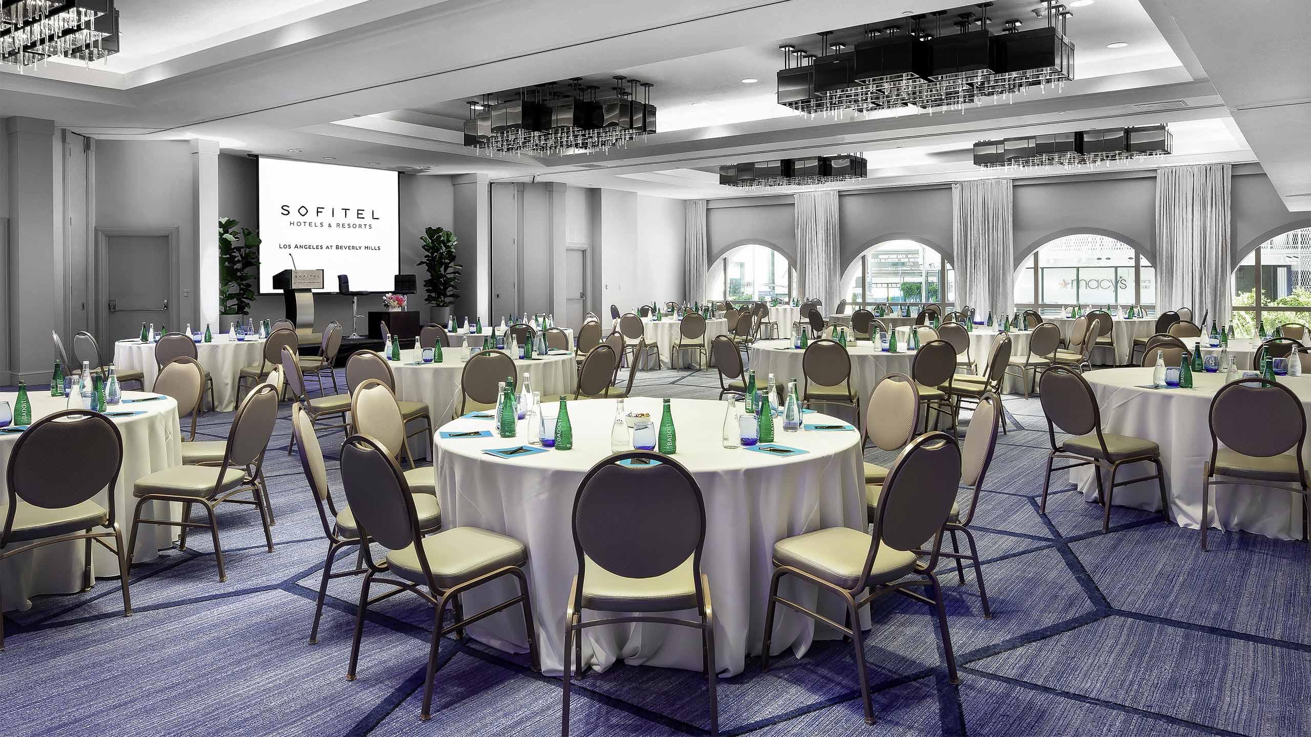 Luxury Hotel Los Angeles – Sofitel Los Angeles At Beverly Hills avec Salon De Jardin California