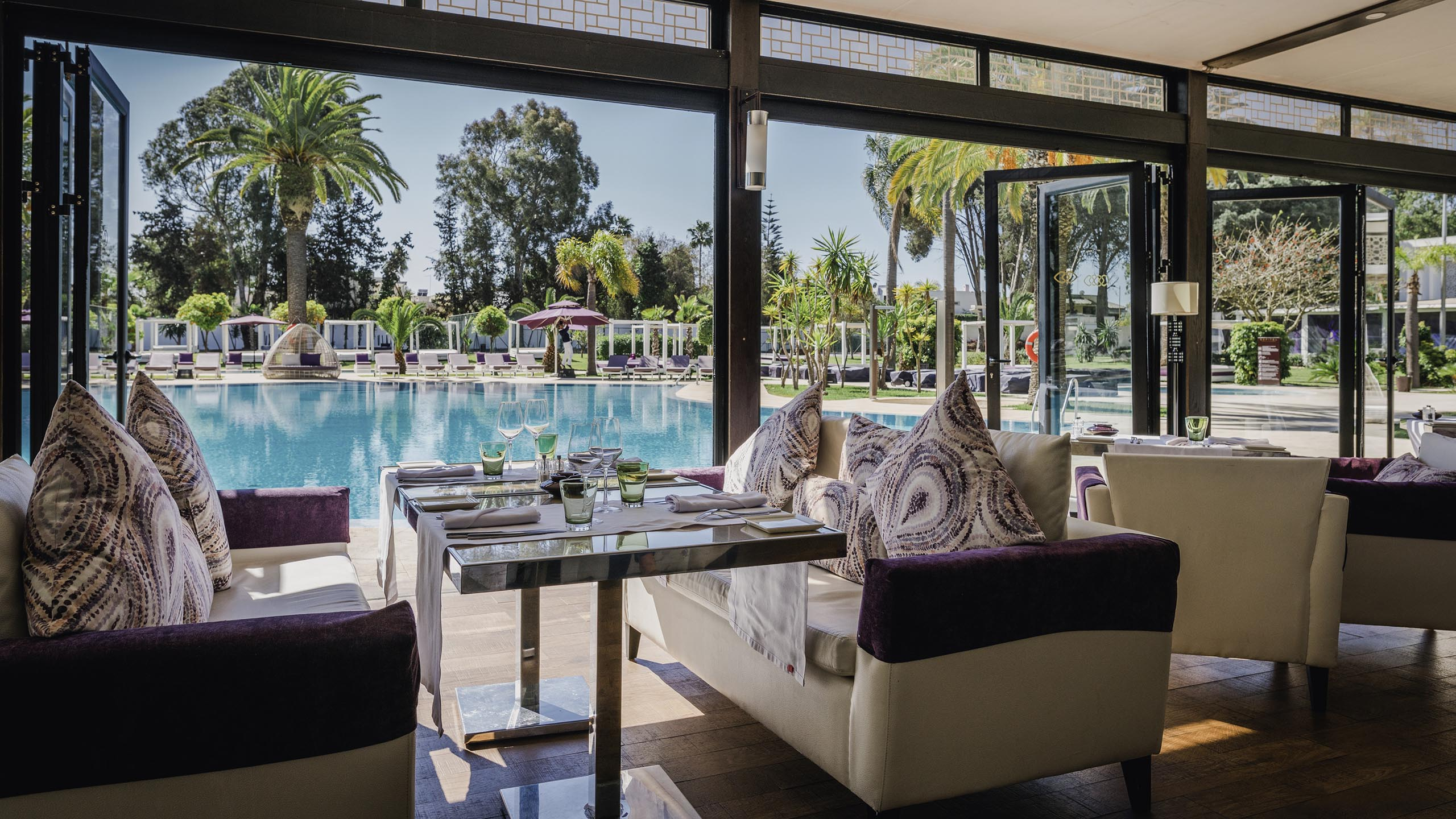 Luxury Hotel Rabat – Sofitel Rabat Jardin Des Roses encequiconcerne Salon De Jardin But