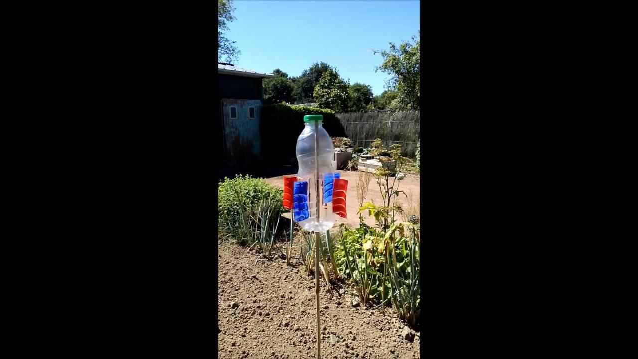Ma Bouteille Pour Chasser Les Oiseaux Au Potager - pour Comment Faire Fuir Les Taupes De Mon Jardin