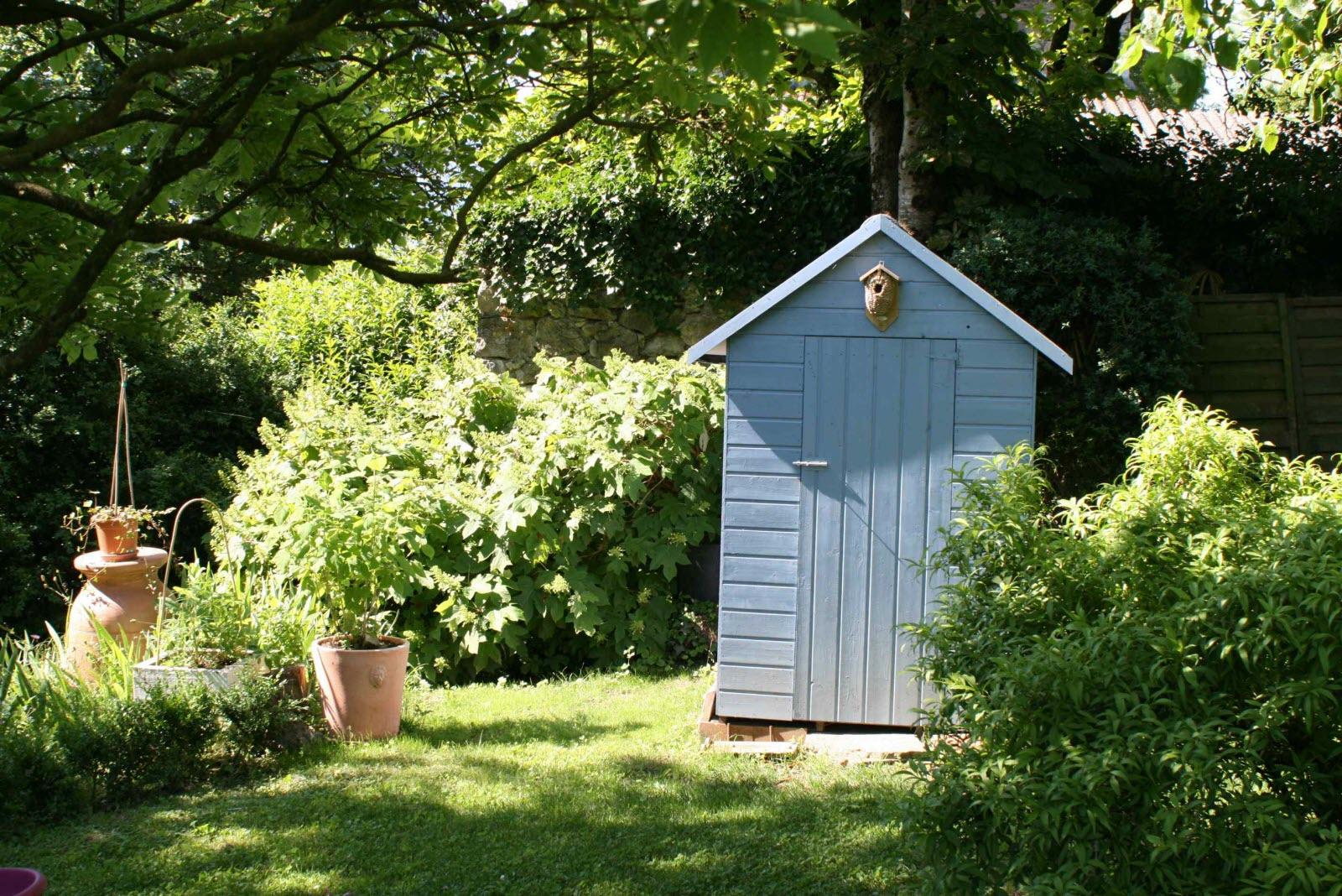 Magazine Immobilier | Construire Un Abri De Jardin : Quelles ... avec Construire Une Cabane De Jardin