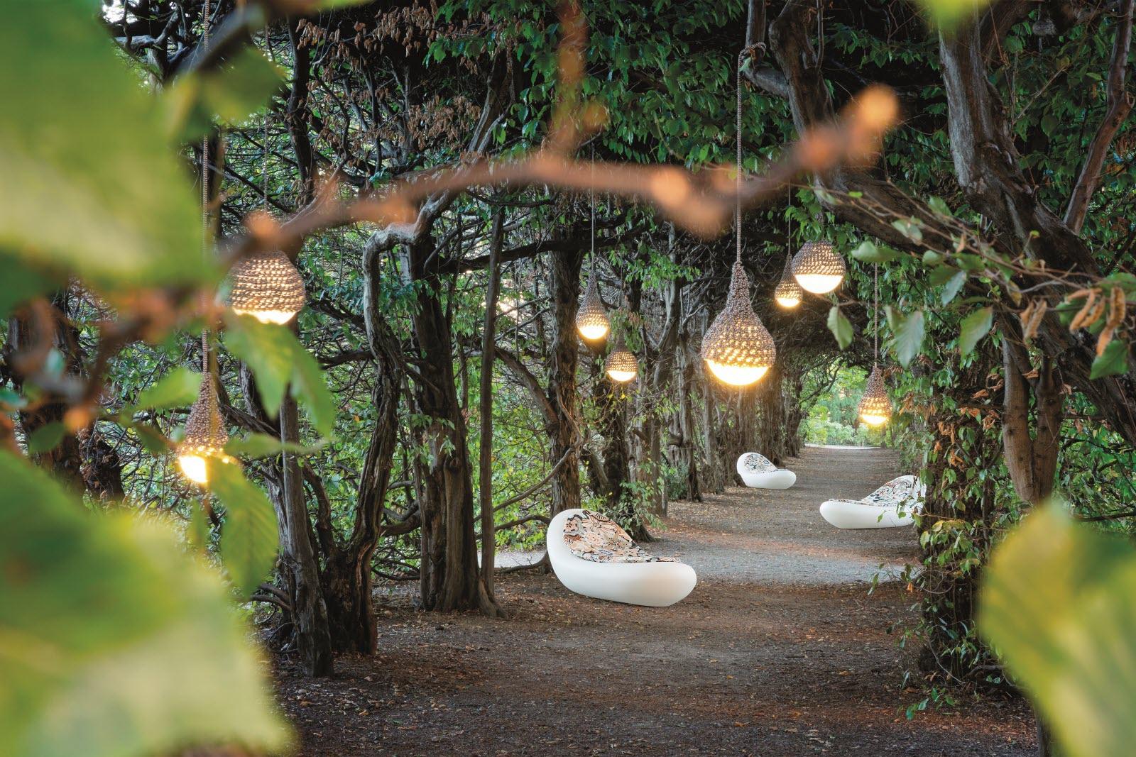 Magazine Lifestyle | Onze Idées Lumineuses Pour Éclairer ... tout Objets Decoration Jardin Exterieur