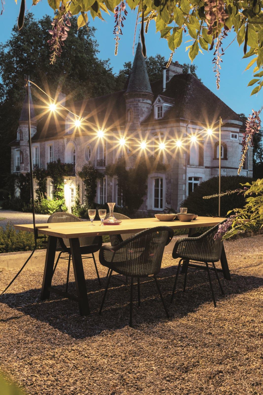 Magazine Lifestyle | Onze Idées Lumineuses Pour Éclairer ... tout Salon De Jardin Lumineux