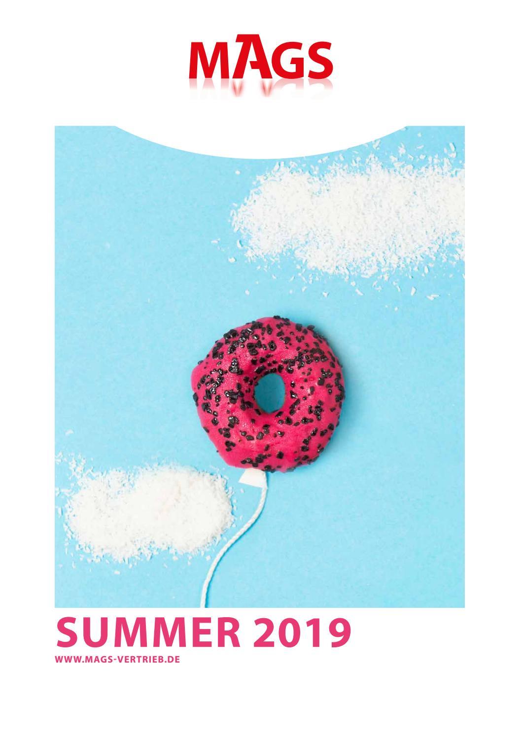 Mags Summer Catalogue 2019 By Mags Vertrieb - Issuu serapportantà Nain De Jardin Fuck
